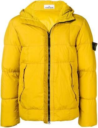 Stone Island padded zip up jacket