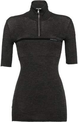 Prada short sleeved jumper