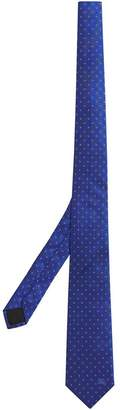 Burberry Modern Cut Micro Square Silk Tie