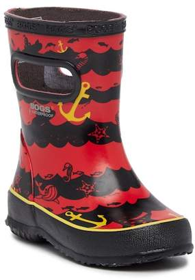 Bogs Skipper At Sea Rain Boot (Toddler & Little Kid)