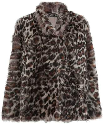 32 Paradis Sprung Frères leopard-print jacket