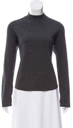 Outdoor Voices Long Sleeve Mock Neck Top