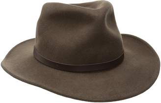 Woolrich Men's Crushed Felt Outback Hat