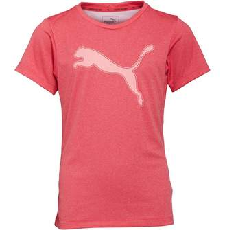 Puma Junior Girls Training T-Shirt Paradise Pink