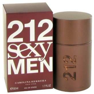 Carolina Herrera 212 Sexy By For Men. 1.7-Ounce Bottle