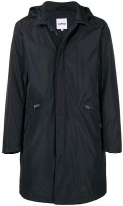 Aspesi hooded carcoat