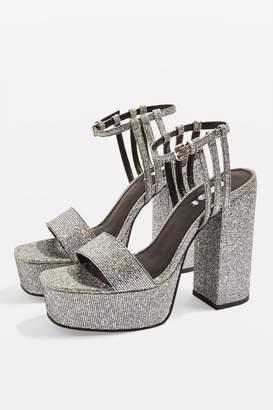 Topshop RINGO Platform Sandals
