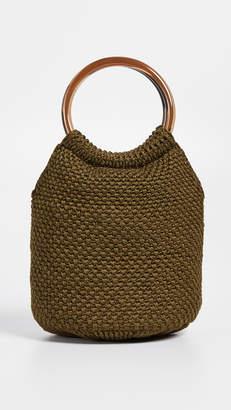 Rachel Comey Praia Knit Bucket Bag