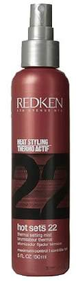 Redken Hot Sets 22 Thermal Setting Mist