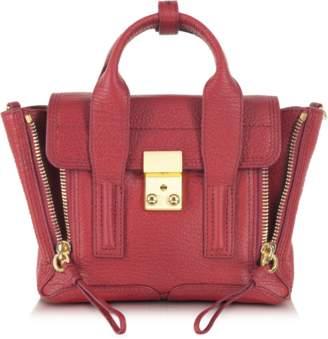 3.1 Phillip Lim Red Pashli Mini Satchel