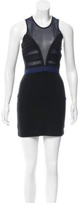Markus Lupfer Tape Emma Mini Dress w/ Tags