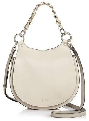 Behno Tilda Leather Crossbody Saddle Bag