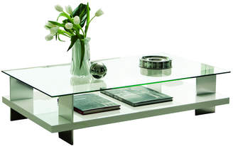 Cappellini Pacini e Corallo Coffee Table - Square - White Glossy