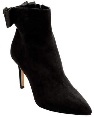 Betsey Johnson Haze Back Bow Bootie