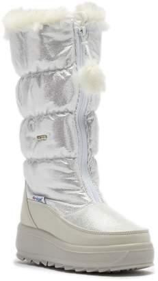 Pajar Toboggan Metal Faux Fur Lined Boot
