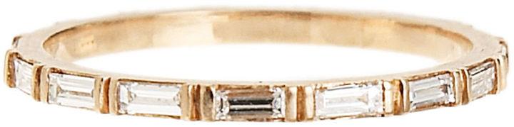 Zoe Baguette Eternity Ring