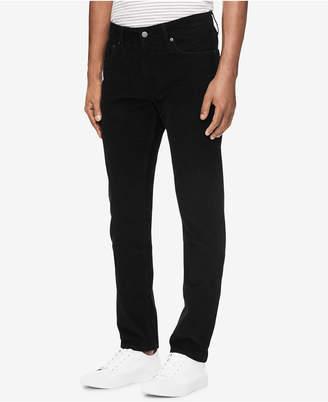 Calvin Klein Jeans Men's Slim-Fit Corduroy Pants
