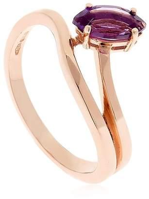 Bea Yuk Mui Bongiasca Morning Star Lily Pride Rose Gold Ring