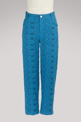 Roseanna Tine lace pants