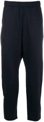 Barena slim-fit track trousers