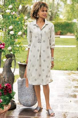 Soft Surroundings Paisley Park Dress