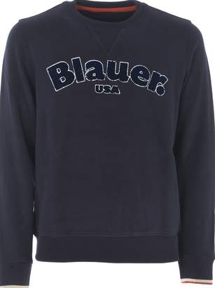 Blauer Embroidered Sweater