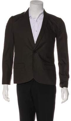 Marc by Marc Jacobs Single-Button Shawl Blazer