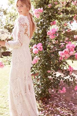 Next Womens Ivory Embellished Bridal Dress - Cream