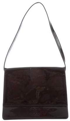 1661640cd665 Chanel Patent Leather Shoulder Bags - ShopStyle