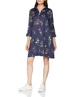Fat Face Women's Juliet Botanical Shirt Dress,6