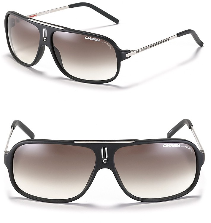 Carrera Matte Acetate Sunglasses