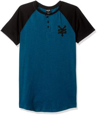 Zoo York Men's Sidewinder Short Sleeve Vneck