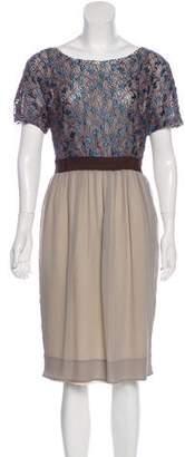 3.1 Phillip Lim Silk Lace Dress
