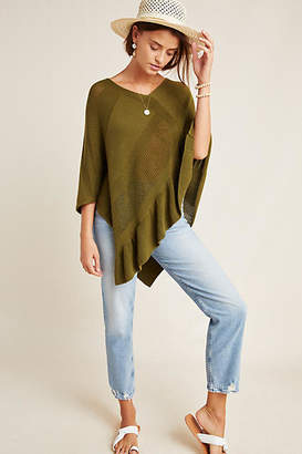 Anthropologie Padma Poncho