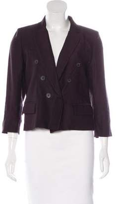 Isabel Marant Double-Breasted woven Blazer w/ Tags