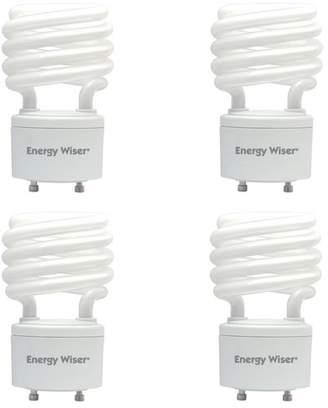 Bulbrite Industries GU24 Compact Fluorescent Spiral Light Bulb Wattage: 23W
