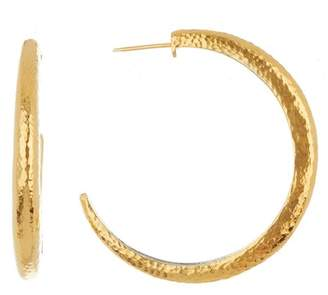 Gurhan 24K Gold Vermeil Large Hoop Earrings
