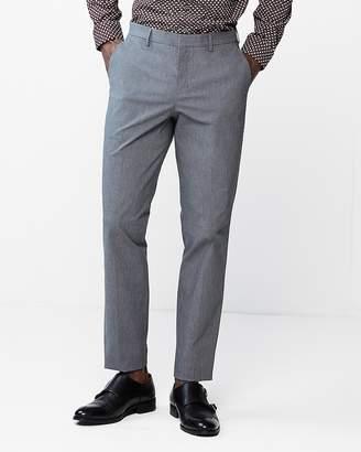 Express Slim Mini Check Dress Pants