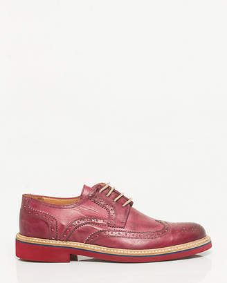 354f0171053e Le Château Italian Made Leather Men s Brogue