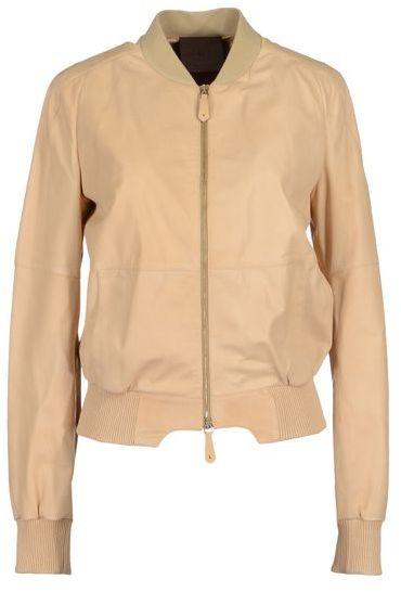 Trussardi 1911 Leather outerwear