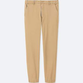 Uniqlo Men's Cotton Jogger Pants