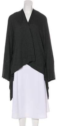 Yigal Azrouel Cut25 by Leather-Accented Cape