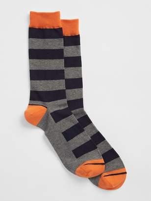 Gap Rugby stripe crew socks