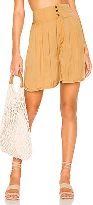 Free People Brittany Long Beach Short