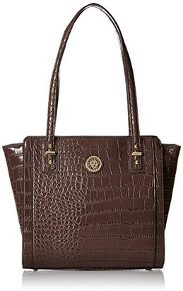 Anne Klein Front Runner Shopper Tote Bag $59.99 thestylecure.com