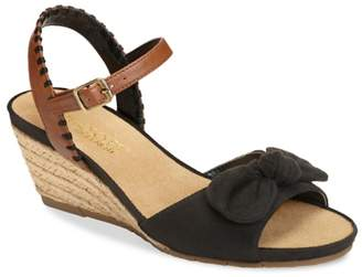 Aerosoles Cake Over Espadrille Wedge Sandal