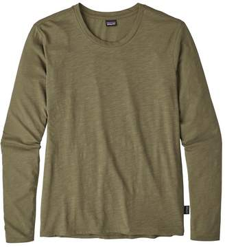 Patagonia Women's Long-Sleeved Mainstay Shirt