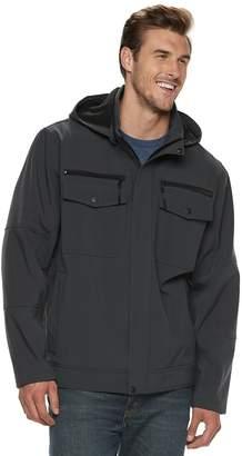 Urban Republic Big & Tall Hooded Softshell Jacket