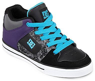 DC Radar Boys Skate Shoes