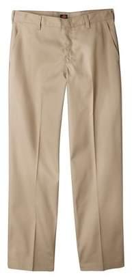 Dickies Boys' Classic Fit Uniform Twill Pants
